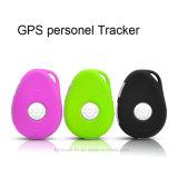 2g/GSM Rastreador GPS mini pessoais impermeável com botão SOS EV07