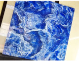 Decoración de la pared / mármol / piedra / Tile / Decoración TV / porcelana azul azulejo de la pared de cerámica