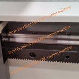 Es vibrando la cuchilla de corte CNC Máquina para el pie de la bobina de PVC Mat 1214