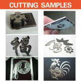 China-Lieferanten-Faser-Laser-Ausschnitt-Maschine für Metallblatt