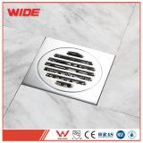 Fatory bester Preis Anti-Geruch Fliese-Einlage-Dusche-Abfluss breit