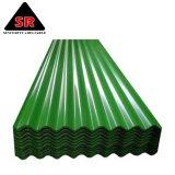 Tôle de toit ondulé en polycarbonate avec 3 couche/feuille de carton ondulé pour les toitures