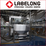 저속 자동적인 소다수 또는 광수 또는 용수 충전물 기계 또는 포장기