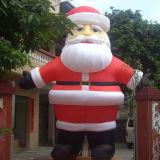 Produtos de publicidade insufláveis Natal Insuflável Santa Claus (CS-002)
