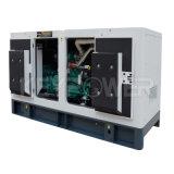 112kw Diesel van het Type van Systeem van de Motor van Cummins Water Gekoelde Stille Generator
