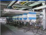 플로트 유리는 기계 선을 만든다