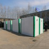 Usine de traitement des eaux usées intégrée pour toutes sortes d'évacuation des eaux usées