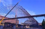Edifício de frame de aço Prefab da base de acampamento da grande extensão