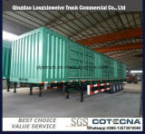 40-70 실용적인 트랙터 트레일러 톤 반 측벽 화물