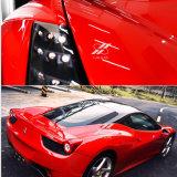 Anti auto della graffiatura di qualità eccellente che guarisce il rullo libero trasparente 1.52*15m di TPU Ppf