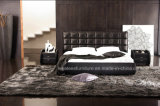 Muebles cómodos del dormitorio del hogar del diseño S124