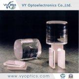 Het schitterende Optische y-Besnoeiing Litao3 (Tantalate van het Lithium) Wafeltje/de Plak/de Lens Litao3 van het Kristal