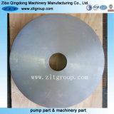 ステンレス鋼の/Carbon投資鋳造による鋼鉄Durcoポンプカバー