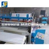 Materia prima para hacer el rodillo del papel del carrete del tocador que hace la máquina Rewinder