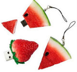 Cute Watermelon Shape USB Flash Drive U Disk