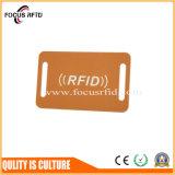 13.56MHz kontaktlose RFID Schlüsselmarke für Zugriffssteuerung