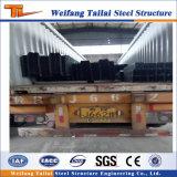 Cubierta de suelo de Materila de la estructura de acero del material prefabricado de la casa
