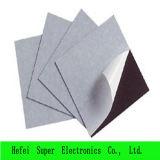 A4 en blanco adhesivo de doble cara delgada lámina de goma suave laminado PVC Nevera Material imán flexible