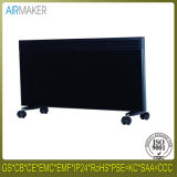 Curved Electrical Glass panel Convector Heater with 24h timer