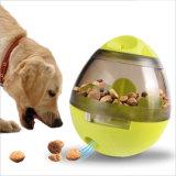 Alimento bello che nasconde il giocattolo interattivo dell'animale domestico per il cane del gatto