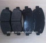 Plaquettes de frein à disques semi-métalliques de qualité supérieure pour Toyota Nissan Honda