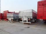 2018 Helloo Trailer nuevo de 50 Ton camión de carga lateral semi remolque