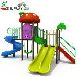 Venda de parque infantil exterior colorido de alta qualidade para 3 a 12 anos de idade as crianças