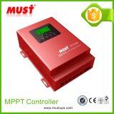 Moet PC1600f Series 45A, 60A 12V/24V/36V/48V Auto Work MPPT Solar Controller