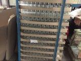 Envase de almacenaje de cristal del alimento de China con la tapa para el almacenaje