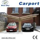 Autoparkplatz o-Shape Polycarbonate Sheet für Car Parking (B810)