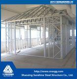 Camera prefabbricata della struttura d'acciaio della H-Sezione di basso costo 2017 per vivere