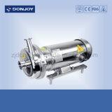 Ss 316L Pompe centrifuge avec moteur en acier inoxydable/Sic Sic/joint EPDM