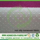 Anti-Skid PP Spunbond Tecido não tecido (luz do sol)