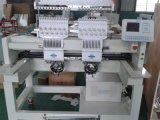 2つのヘッド管状の刺繍機械