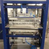 Máquina de embalagem da película de psiquiatra do frasco de vidro de vinho de Wd-150A (WD-150A)