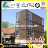 Het goedkope Geprefabriceerde Gewijzigde Huis van de Container