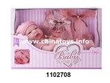 2018 Hot venda de brinquedos boneca bebê lindo dom aniversário (1102708)