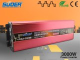 Convertisseur de courant Suoer Hot Sale 3000W Solar Power Inverter (AHA-3000B)