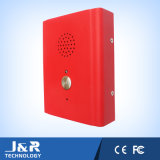 Telefono pubblico di emergenza dell'elevatore del telefono dell'elevatore del sistema di telefono di obbligazione del telefono del IP