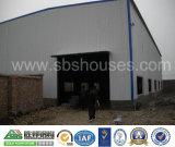 Ventes chaudes pour la construction d'entrepôt de structure métallique de Sbs