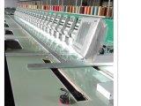 12のカラーのファブリックのためのマルチヘッド金属の刺繍機械