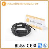 La regulación de Htr Slef Cable Calefacción calefacción del tubo de cable para la industria comercial Roof-Gutter Cable Calefacción