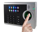 L'ID biométrique des empreintes digitales et lecteur de carte de fréquentation de temps (3000TC/ID)