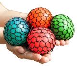 Mesh Squishy Squeeze Balles Balles de raisin de soulagement du stress toy