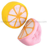 PU ralentir la hausse du citron Squishy Squishy crème parfumée Toy