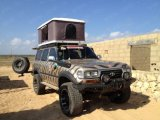 4WD Offroad Car Camping Hard Shell Fiberglass Roof Top Tents