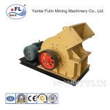 機械を押しつぶす金の鉱石のハンマーの砕石機
