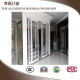 Aluminiuminnentür-Außentüren mit thermischen Bremsen-Funktionen