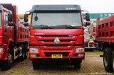 高性能の中国Sinotruck Steyr Dm5gの大型トラック340 HP 6X2のトラクター(4.63の速度の比率)