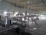 завод растворяющего извлечения сои 50tpd, оборудование растворяющего извлечения торта масла